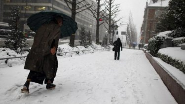 Recent storms caused major disruptions across Japan.