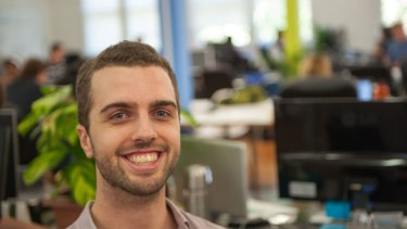 Sam Johnson's business helps detect fake online reviews.