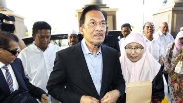 Plot ... Anwar Ibrahim.