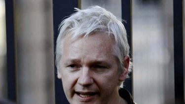 """Wikileaks is now forced to temporarily suspend its operations and move into a phase of fund-raising"" ... Julian Assange."