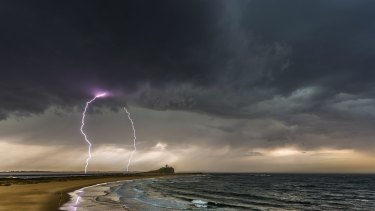 More lightning strikes expected with climate change.