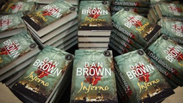 'A tasty cocktail of high culture and low thrills' ... Dan Brown's <i>Inferno</i>.
