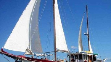 Irish tourist Elaine Morrow died during a three-day sailing and diving adventure aboard Summertime.