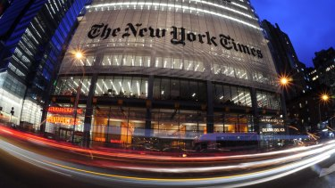 New York Times hack linked to Australian internet company, Syrian