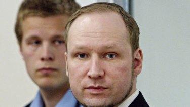 Contradictory psychiatric reports ... Anders Behring Breivik.