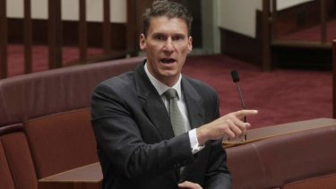 "Senator Cory Bernardi has called for the traditional family model to be restored to ""prime position""."