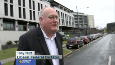 ABC's caption mishap.