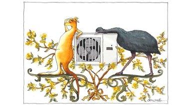 Illustration: Matt Golding.