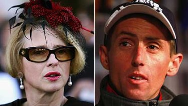 Gai Waterhouse ... going to court to make Nash Rawiller ride for her in the $1.5 million Doncaster Mile Handicap on Saturday.