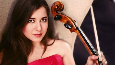 Alisa Weilerstein: plans to put her $US500,000 fellowship towards making music.