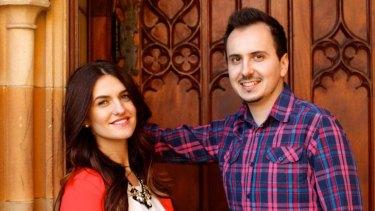 Selma and Sabin Zahirovic.