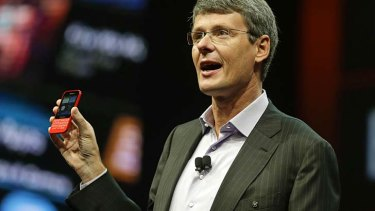 """""""BlackBerry understands mobile better than anyone else"""": CEO Thorsten Heins."""