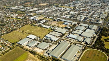 Pellicano Group has filled the last space in its  Parkview Estate business park in Moorabbin.
