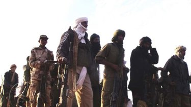 """""""We solemnly proclaim the independence of Azawad as from today"""" ...  Mossa Ag Attaher. Released in a statement. The Tuareg rebels of north Mali's National Movement for the Liberation of Azawad believe they have reached their military goal."""