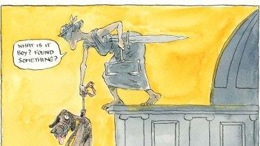 <i>Illustraion: John Spooner</i>