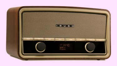 Sounds supreme: A Bush Heritage radio has all the features a music lover could hope for.