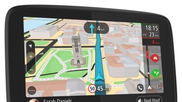 TomTom's GO 620 has nice hands-free communication features.