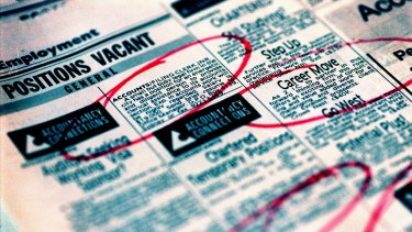 Job ads company will live on.