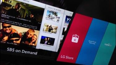 Hands on: LG webOS Smart TVs