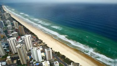 Golden opportunity ... the Gold Coast has a one-in-two chance of hosting the 2018 Commonwealth Games.