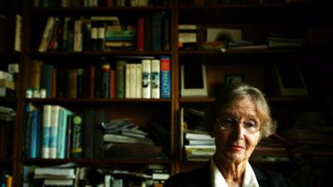 Crusader . . .  Jean Battersby feared funding had more to do with managers than artists.