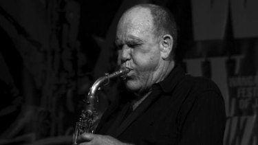 'Bursting with humanity': Bernie McGann developed a distinctive sound on the alto saxophone.
