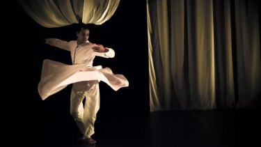 Raghav Handa's whirling makes up for the rather static start.