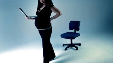 Many women are still worried about how a pregnancy announcement will affect their careers.