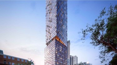 Sydney's hotel construction boom is not limited to the city - Parramatta is due to get a QT.