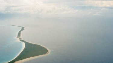 Coral atolls may have some resilience to sea-level rise.