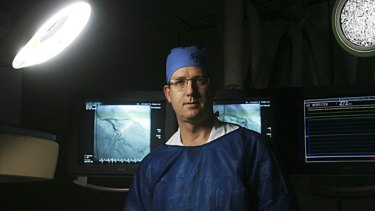 Cardiologist Rob Whitbourn says the signals are positive for the new dissolvable stent.