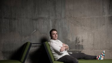 Just raised another $US200 million from venture capitalists: Slack founder Stewart Butterfield.