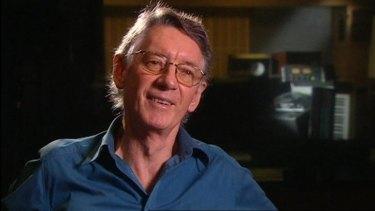 Australian music producer Peter Dawkins.