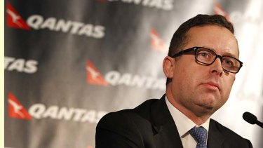 """The benefits of having two major airports will be felt nationwide."": Qantas chief Alan Joyce."
