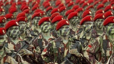 The TNI are still a law unto themselves in Indonesia's far-flung provinces.