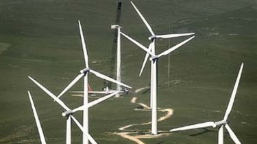 Noise complaints ... the government will audit wind farms because of complaints from residents.