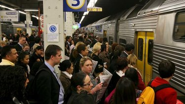 Passengers increasingly frustrated at the lack of air conditioned carriages.