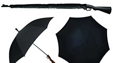An umbrella similar to the one sold at Chadstone.