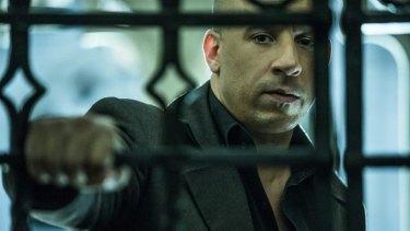 Vin Diesel in <i>The Last Witch Hunter</i>.