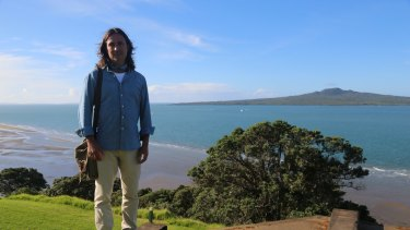 Neil Oliver takes in the sights in Coast New Zealand.