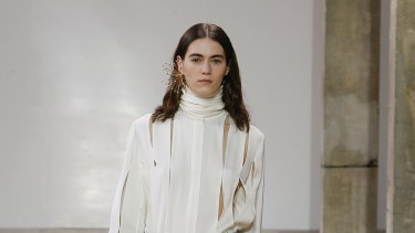 Kim Ellery designs from her ready to wear show in March.
