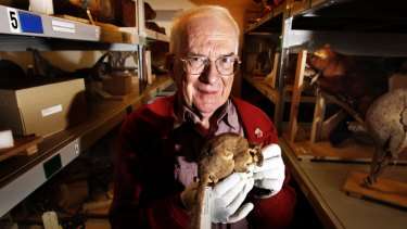 Saviour of the Leadbeater's possum, Eric Wilkinson, is to be feted at an official ceremony at the Melbourne Museum.