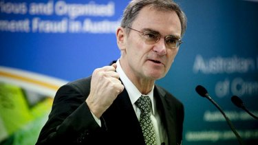 Under fire: Greg Medcraft and ASIC now facing criticism from a range of quarters.