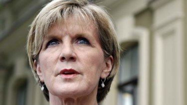 Foreign Minister Julie Bishop says a deal with Indonesia over a code of conduct will be signed soon.