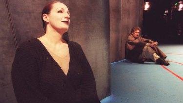 Elektra: Soprano Deborah Polaski.