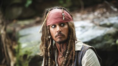 Queensland has plenty of spots for Captain Jack Sparrow to get in, and out, of trouble.