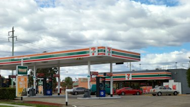 The 7-Eleven convenience store at 354 Flushcombe Road, Prospect, is subject to a civil prosecution case.