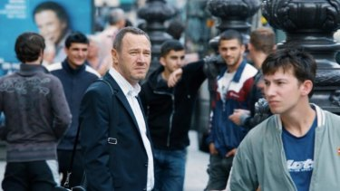 Changing perspectives: <i>Eastern Boys</i> stars Olivier Rabourdin, left, as Daniel.