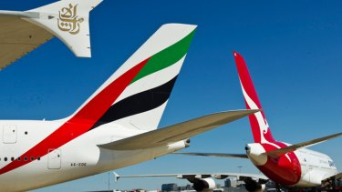 Emirates and others poised to high-tail out of Syria.