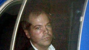 Notorious ... John Hinckley Jnr in 2003.